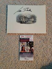 New ListingOfficial Bep White House engraving hand signed by President Joe Biden w/ Jsa