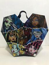 Monster High Medium Multi Close Hard Shelled Bag Purse NEW