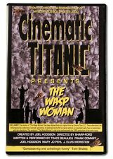 Cinematic Titanic Presents: The Wasp Woman - DVD - Free Shipping!
