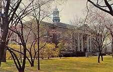 Paducah Kentucky McCracken Court House Street View Vintage Postcard K43521