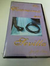 """VHS """"LA CUARESMA EN SEVILLA"""" PRECINTADO SEALED JOSE A. MORUNO"""