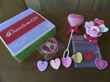 """American Girl 18"""" Doll FRIENDS ARE SWEET ACCESSORIES SET New in Box"""