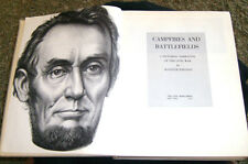 CAMPFIRES AND BATTLEFIELDS Pictorial Narrative of the Civil War (1967, hardback)