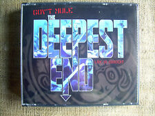 Gov't Mule ‎– The Deepest End  - - 2 CD + DVD