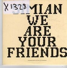 (CK218) Simian, We Are Your Friends - 2002 DJ CD