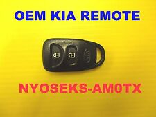 2010-2012 OEM Factory Kia Keyless Remote Fob NYOSEKS-AM08TX 95430-2K100 3 Button