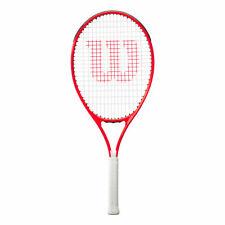 Wilson Roger Federer Tns Rkt 26 besaitet 255g Tennisschläger Rot- 0 NEU
