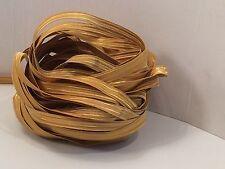 LITZE TRESSE GOLD (GEWICHT 110 GRAMM)