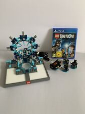 Lego Dimensions PS4 PlayStation 4 Starter Pack Portal + Game + All Pieces 71171