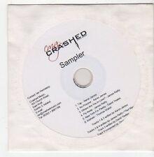 (EZ858) Aaron James / James Reilly, split sampler 6 tracks - DJ CD