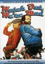 Watch out We're Mad 0018619987698 With Terence Hill DVD Region 1