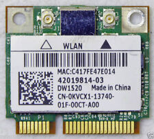 Dell CN-0KVCX1 Half Mini Card for Studio 1558 - PCI-e - Wi-Fi - Wireless Tested