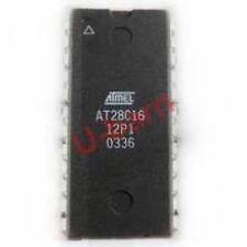 ATMEL AT28C16-12PI DIP-24,16K 2K x 8 CMOS E2PROM