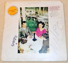 Led Zeppelin 1976 Presence VG++ Vinyl Promo First Pressing