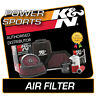 BU-9003 K&N High Flow Air Filter fits BUELL LIGHTNING CITYX XB9SX 900 2005-2010