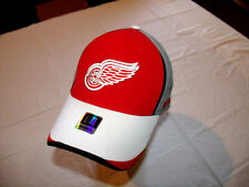 Detroit Red Wings Hat Reebok NHL Center Ice Collection Stretch Flex L/XL NEW