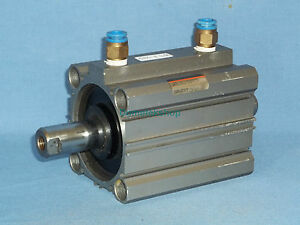 SMC CDQ2WB63-50D-F79 Pneumatic Cylinder, 150 Psi.