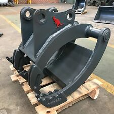 Mechanical Grab for 3 ton 3T Excavator