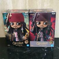 Q posket Disney Characters Jack Sparrow Figure Set of 2 BANPRESTO PVC 14cm 2020