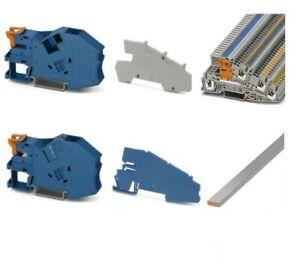PHOENIX CONTACT Installationsschutzleiterklemme PTI Dreistockklemme mit Zubehör