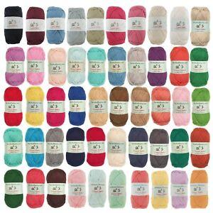 BambooMN Cotton Select, 100% Cotton Yarn - Sport