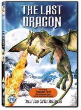 Ian Holm The Last Dragon 2004 Fantasy Adventure Film UK DVD