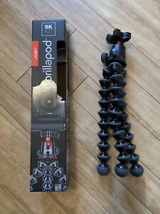 JOBY GorillaPod 5K Kit, Flexible Pro Tripod w/BallHead