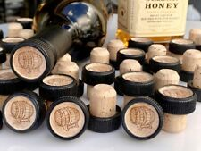 """T-Top Tasting Bar Top Cork Stoppers 19.5mm 3/4"""" Stopper Corks Brewing, Wine"""