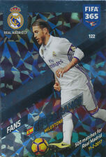 Fifa 365 Cards 2018 - 122 - Sergio Ramos - Real Madrid CF - Fans