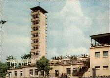 BERLIN Ost Hauptstadt DDR Postkarte 1964 Müggelturm mit Gaststätte am Müggelsee