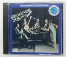 Louis Armstrong: The Hot Fives, Vol. I ~ New CD (1988, Columbia (USA)) Vol. 1