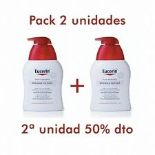 EUCERIN HIGIENE INTIMA PIEL SENSIBLE PACK 2X 250 ML 2ª UNIDAD 50%DTO 251101
