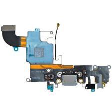 FLAT CARICA DOCK Charging USB MICROFONO CUFFIE Flex per iPhone 6S black NERO