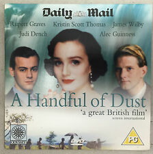 A HANDFUL OF DUST PROMO DVD