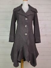 SALE GORGEOUS EMBROIDERED COAT BY BOHEMIA OF SWEDEN. RRP £165 . SIZE L OR XL