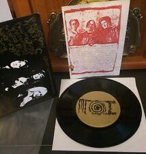 """Hole Vinyl Record Rare 1990 45 1ST Press RETARD GIRL PHONEBILL SONG 7"""" SFTRI 53"""