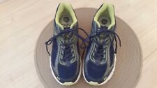 RYKA  Women's Running Athletic Shoe with Memory Foam Navy/Yellow Size 7.5 M