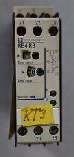 Telemecanique Zeitrelais RE 4 RB 13MW (0,05s - 10min) (2 Wechsler) (6.023)
