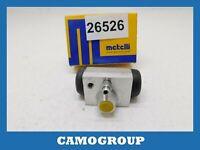 Cylinder Pump Brake Master Cylinder Metelli RENAULT Clio Dacia Logan