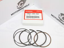 HONDA CB 750 Four k0 k1 k2-k6 f1 Piston ring set rings 2. oversize 0,50 Genuine