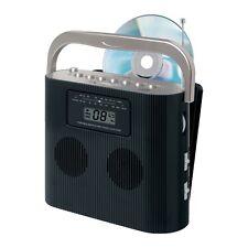 NEW Jensen Cd-470bk Portable Stereo Compact Disc Player