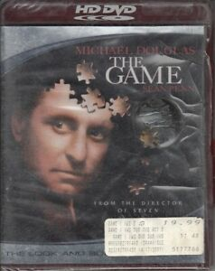 The Game (HD-DVD, 2007) Brand New!!