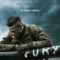 Steven Price - Fury [CD]
