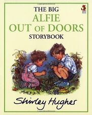 The Big Alfie Out Of Doors Storybook (Red Fox Picture Books),Shirley Hughes