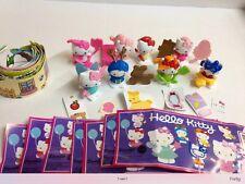 Komplettsatz Hello Kitty  mit allen BPZ Neutral