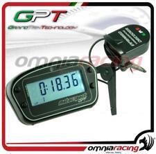 GPT Cronometro digitale 1/100 secondo mono canale infrarosso Kit Completo