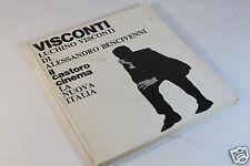 [TP2-84] VISCONTI DI ALESSANDRO BENCIVENNI -COLLANA IL CASTORO- N° 98 - OTTIMO