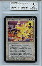 MTG Alpha Personal Incarnation BGS 8.0 (8) NM-MT Magic WOTC Card 8116