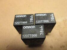 Omron 7866, 12077866 Multifunction relay,5 pin, 3 piece,