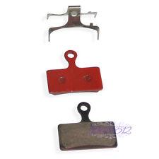 Disc Brake Pad Resin Replace For SHIMANO 2011 XTR M985 M988 XT M785 SLX M666